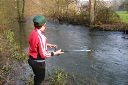Atelier de pêche en vienne